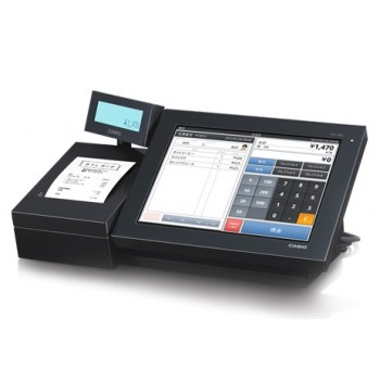 Electronic Cash Register CASIO VR-100 B WE