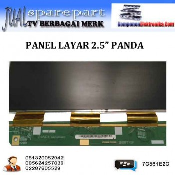 "PANEL LAYAR LED 21.5"" PANDA"